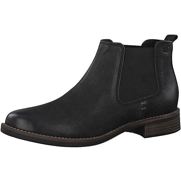 cheap for discount 6771c e974c s.Oliver, Chelsea Boots, schwarz