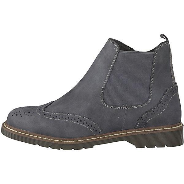 S oliver Chelsea Anthrazit oliver S Boots Boots oliver Chelsea S Anthrazit Chelsea 7YfgmbvyI6