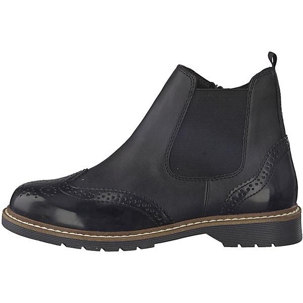 s.Oliver Gute Chelsea Boots schwarz  Gute s.Oliver Qualität beliebte Schuhe 88c3e2
