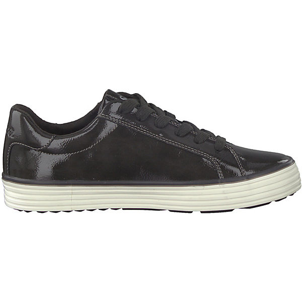 s.Oliver,  Sneakers Low, anthrazit   s.Oliver, df70bf