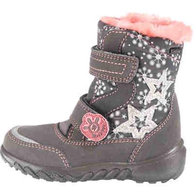 achten Sie auf High Fashion vielfältig Stile KangaROOS, Winterstiefel K-Star Boot für Mädchen, TEX, gefüttert,  WMS-Weite: M, schwarz