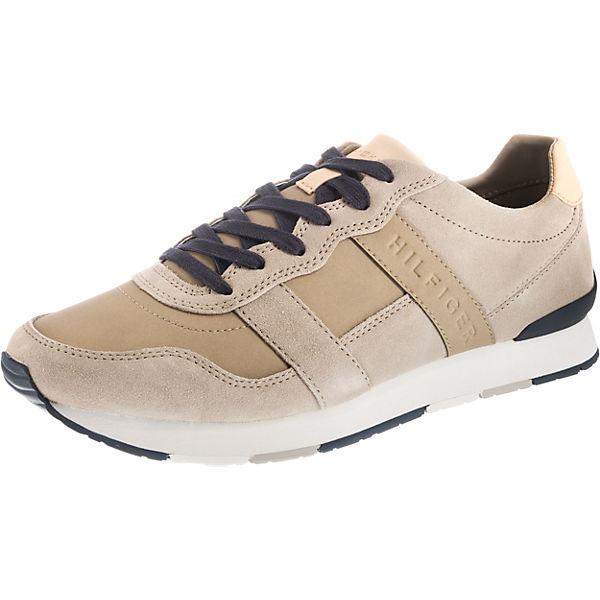 Tommy Low Hilfiger Beige Tommy Sneakers Hilfiger 43AjqR5L