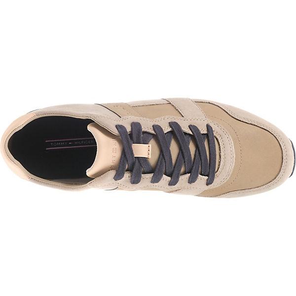 TOMMY HILFIGER, Sneakers Qualität Low, beige  Gute Qualität Sneakers beliebte Schuhe c5ec80