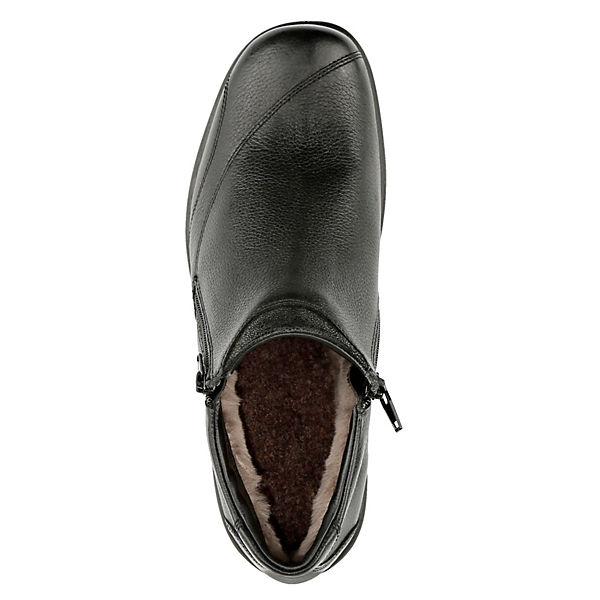 JOMOS Klassische Stiefeletten schwarz  Gute Qualität beliebte Schuhe