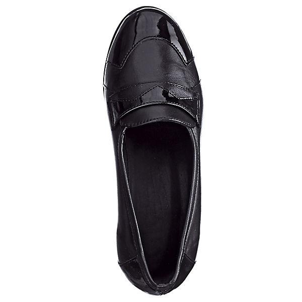 KLiNGEL,  Klassische Slipper, schwarz  KLiNGEL, Gute Qualität beliebte Schuhe 3a7442