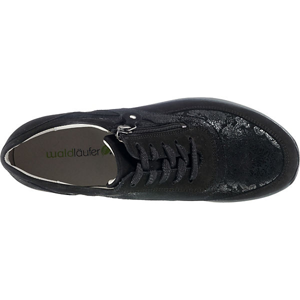 schwarz schwarz WALDLÄUFER Schnürschuhe WALDLÄUFER Schnürschuhe Schnürschuhe WALDLÄUFER WALDLÄUFER schwarz WALDLÄUFER Schnürschuhe schwarz AnqP6n1Bw