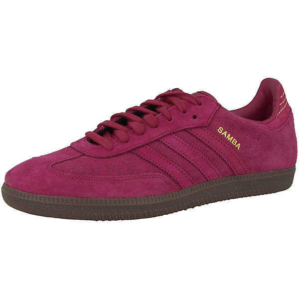Sneakers Samba rot adidas Low FB Originals qaxRPw6t