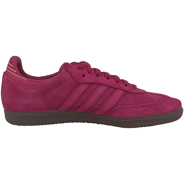 Samba rot adidas FB Sneakers Originals Low 4wBqTfB