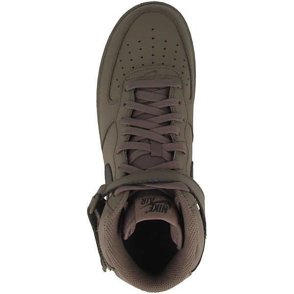 Nike braun Sportswear, Air Force 1 MID 07 Turnschuhes High, braun Nike Gute Qualität beliebte Schuhe d512c5