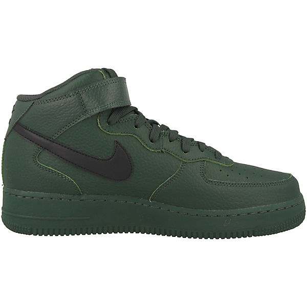Nike Sportswear, Air Force 1 MID '07  Sneakers High, grün   '07 cbf1b4