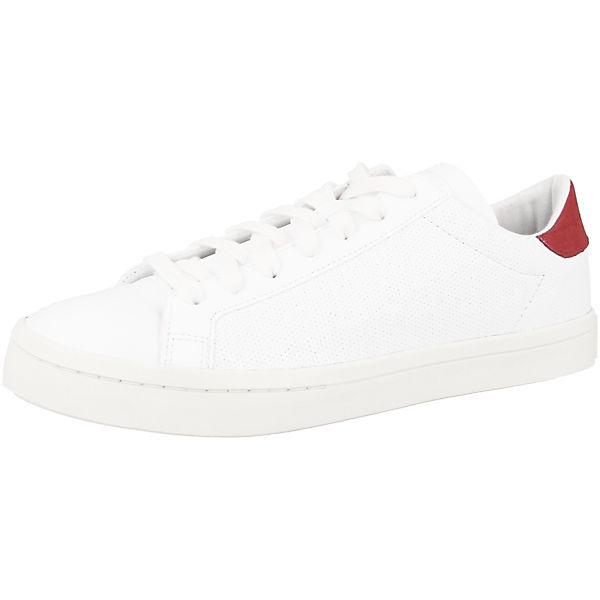 weiß Vantage Court Sneakers adidas Originals Low HEqx7WXn
