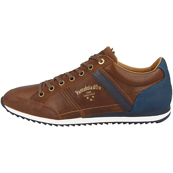 Uomo Low Low d'Oro Sneakers braun Pantofola Matera HnZzUEO