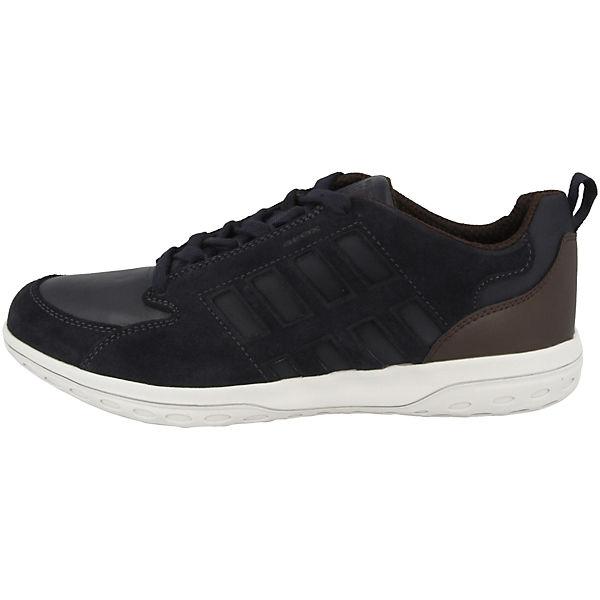 GEOX, U Mansel A Sneakers Low, blau     e00f8b