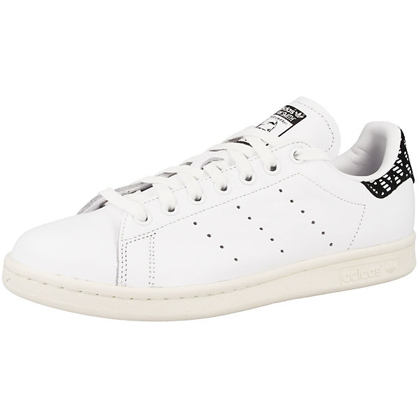 Originals weiß Smith adidas Stan Sneakers Low fqFfZwpd