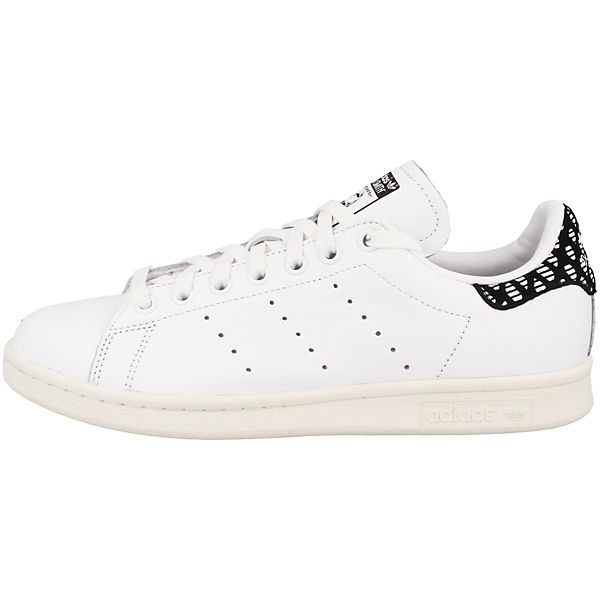 Originals Low Smith Sneakers adidas Stan weiß qSB0pUBw