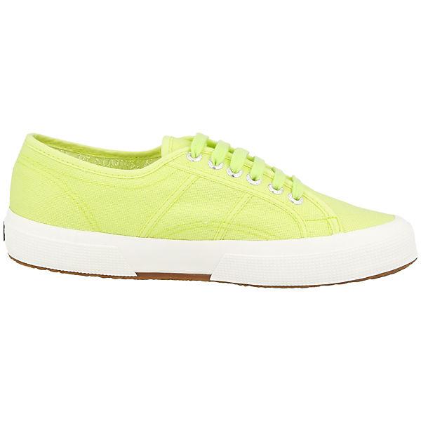 Superga® Low 2750 Cotu Classic Sneakers Low Superga® gelb  Gute Qualität beliebte Schuhe 466ea1