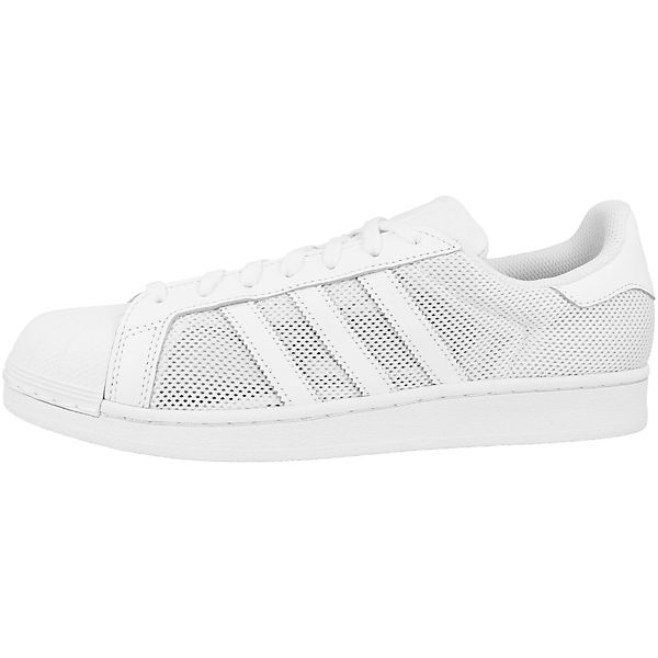 Originals weiß Sneakers Low Superstar adidas xpTqHwx