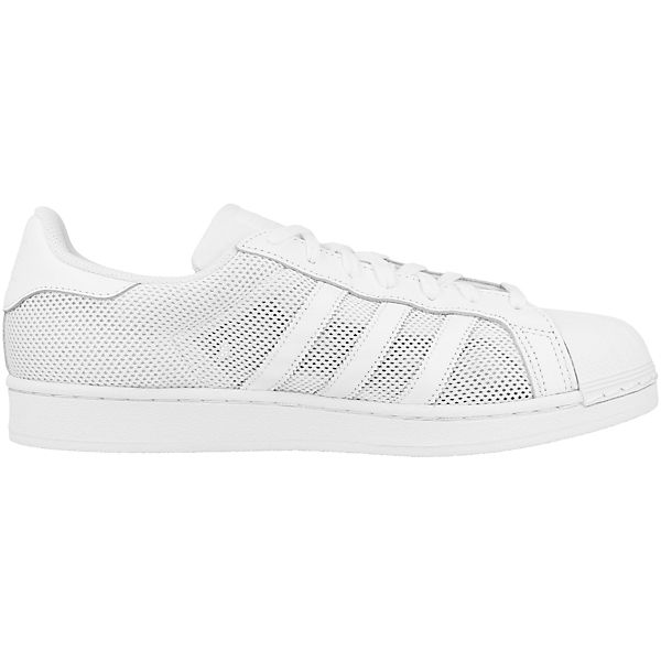 Low Sneakers Superstar adidas Originals weiß HqFnYx