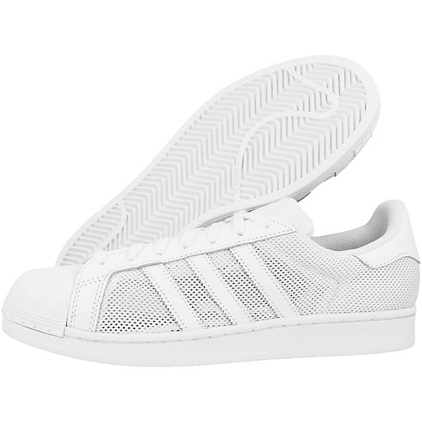 Low Originals Sneakers adidas Superstar weiß 47wY6