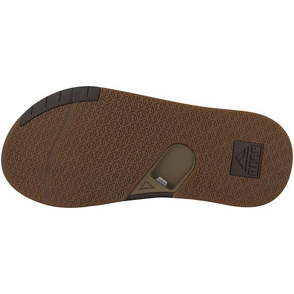 REEF,  Fanning 2.0 Zehentrenner, braun  REEF, Gute Qualität beliebte Schuhe 0c7599