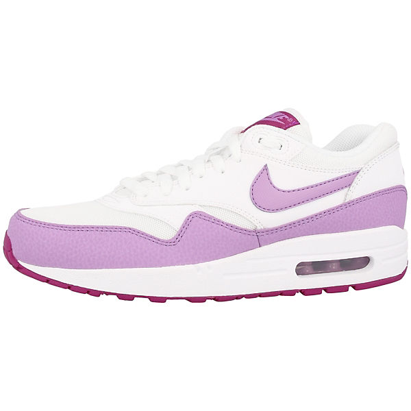 Sneakers Essential Low weiß Sportswear Max 1 Nike Air nZXqff6