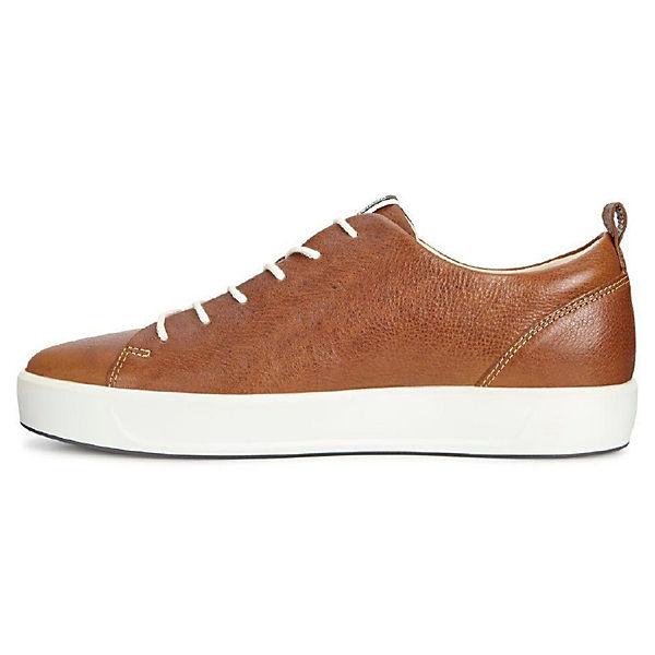 ecco, Soft 8 Sneakers Low, braun