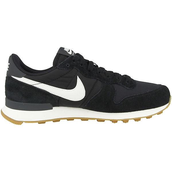 Nike Sportswear, Sportswear, Sportswear, Internationalist Sneakers Low, schwarz  Gute Qualität beliebte Schuhe bd1b26