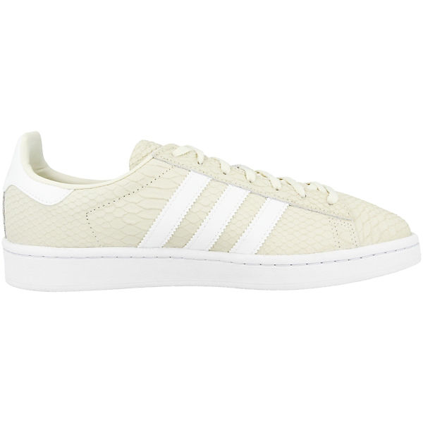 Originals Sneakers Low adidas Campus creme cZ8FqSSA