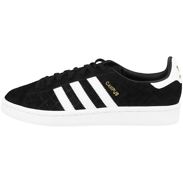 Campus Low schwarz Sneakers adidas Originals 5AxnP6z