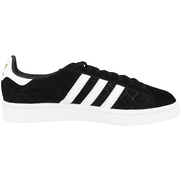 adidas Originals schwarz Sneakers Campus Low aP4aw