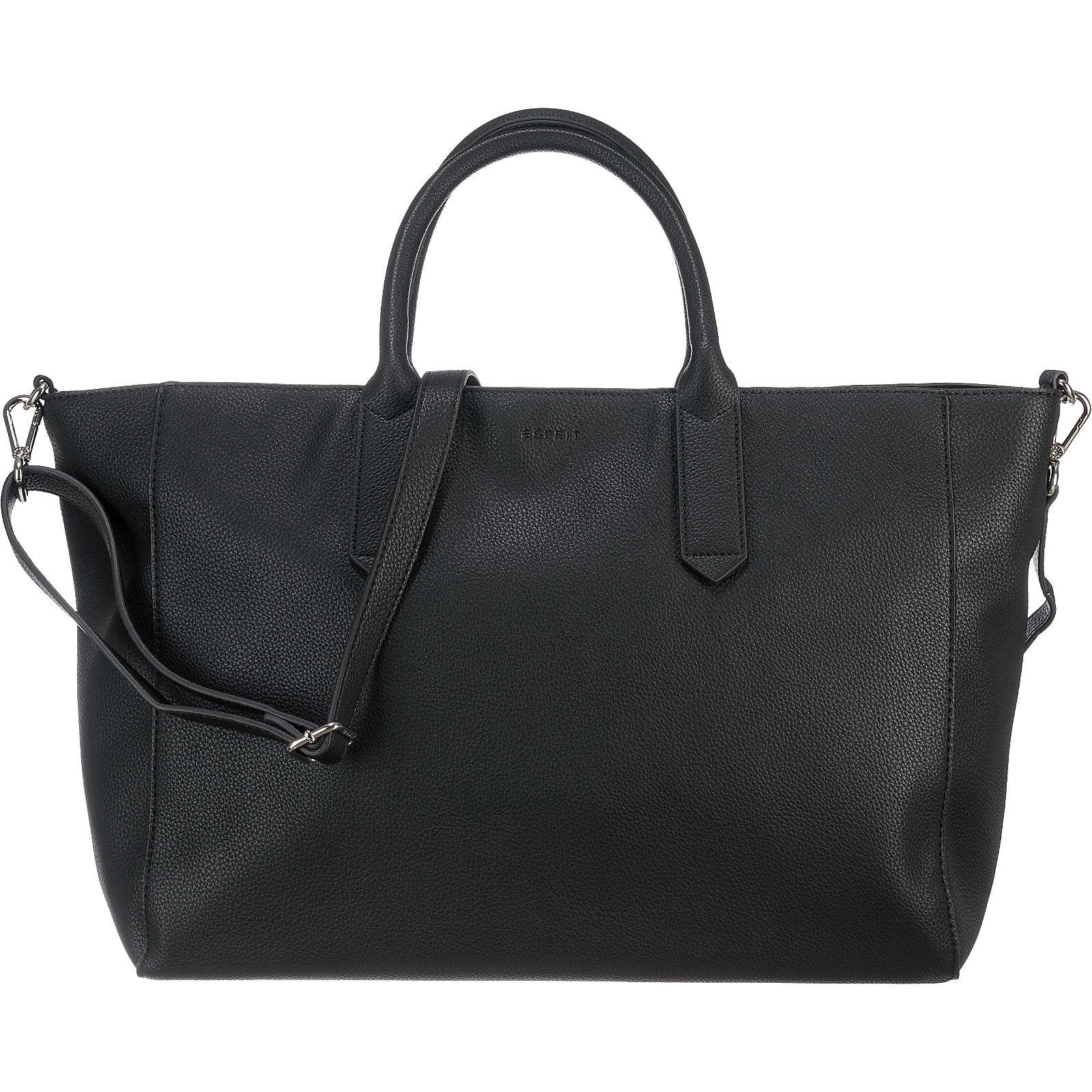 ESPRIT Faith Handtasche schwarz Damen