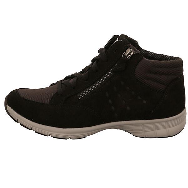 Gabor Sneakers High schwarz  Gute Qualität beliebte Schuhe
