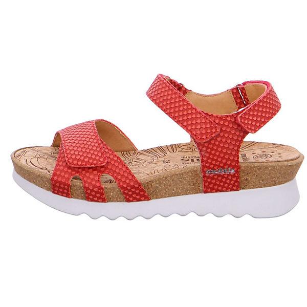 Sandaletten rot Klassische MEPHISTO Klassische MEPHISTO Sandaletten xgtqw7XIB