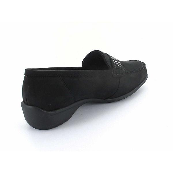 Klassische schwarz ara Klassische Slipper schwarz Klassische ara ara Slipper Slipper Wn0wxCv