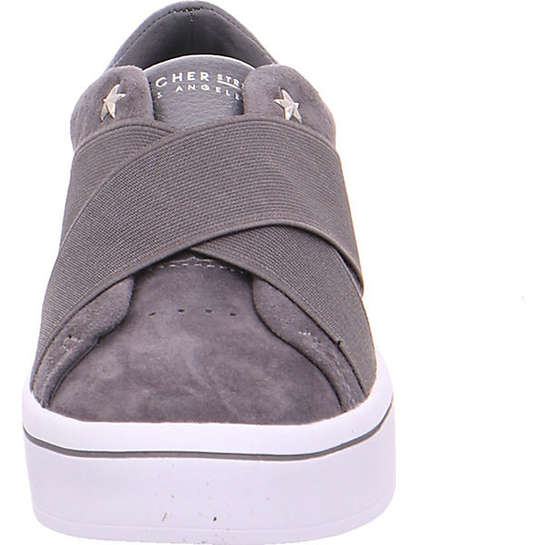 SKECHERS, Sneakers Low, grau Schuhe  Gute Qualität beliebte Schuhe grau ba4ed0
