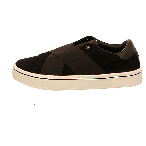 SKECHERS, Sneakers Gute Low, schwarz  Gute Sneakers Qualität beliebte Schuhe 1c5652