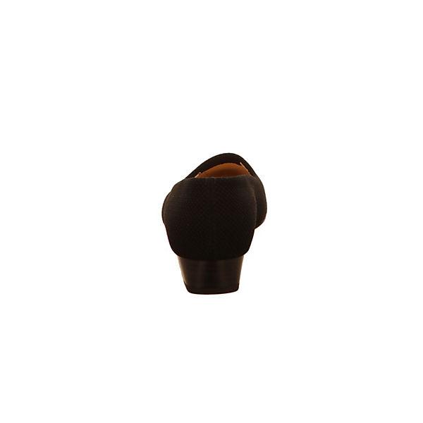 PETER KAISER, Gute Klassische Pumps, schwarz  Gute KAISER, Qualität beliebte Schuhe 85f2f5