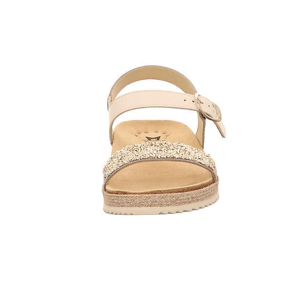 MEPHISTO, Klassische Sandaletten, weiß weiß Sandaletten,   f70e65