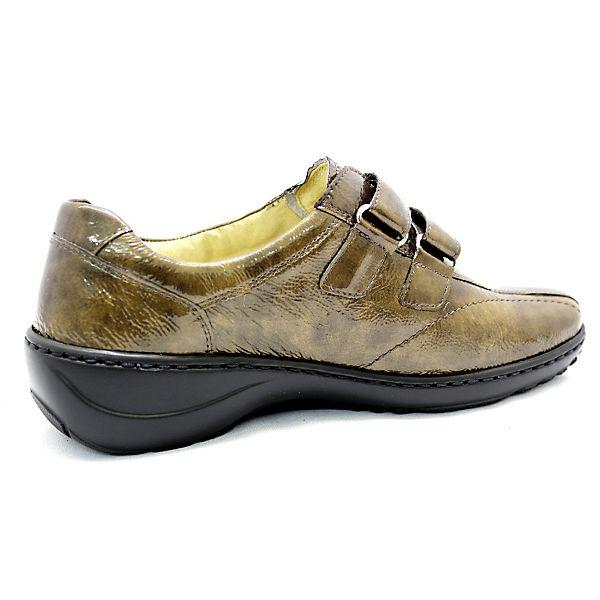 WALDLÄUFER, Klassische Halbschuhe, grau beliebte  Gute Qualität beliebte grau Schuhe 747d99