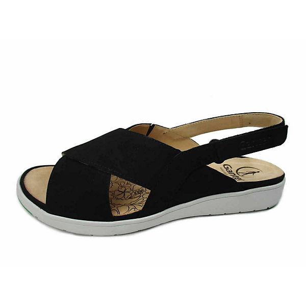 Ganter Klassische Sandaletten schwarz  Gute Qualität beliebte Schuhe