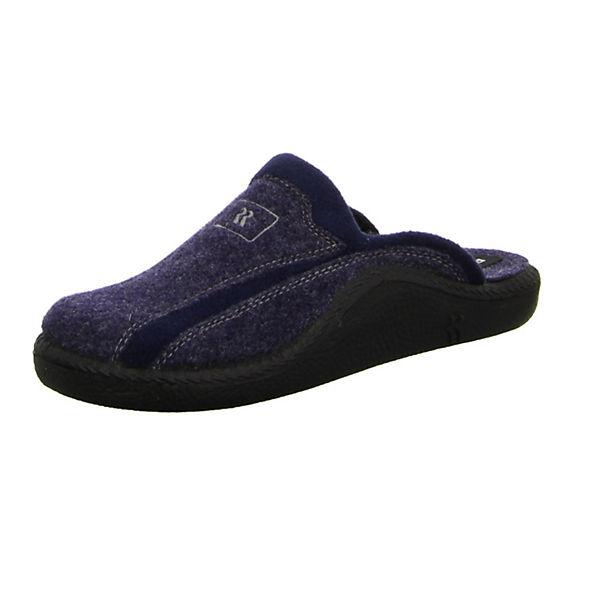 ROMIKA ROMIKA Pantoffeln Pantoffeln Pantoffeln blau blau ROMIKA blau aqaxzpO