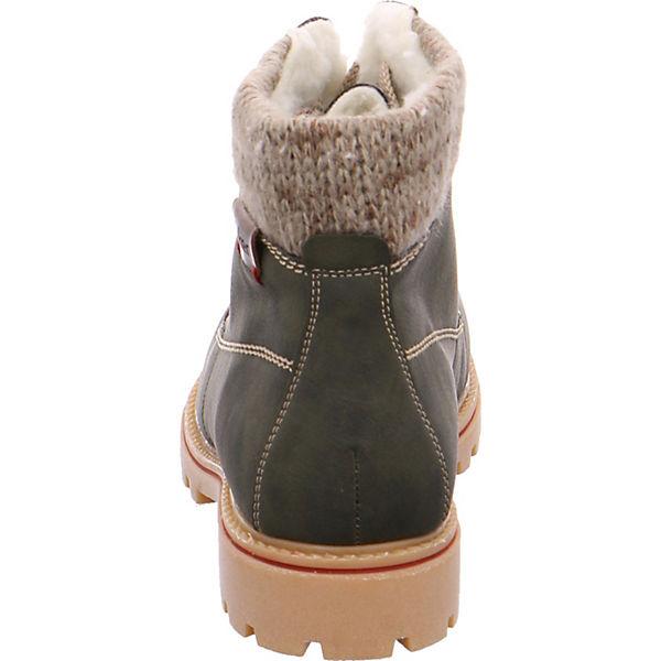 rieker, Schnürstiefeletten, beliebte braun  Gute Qualität beliebte Schnürstiefeletten, Schuhe ffc8f3