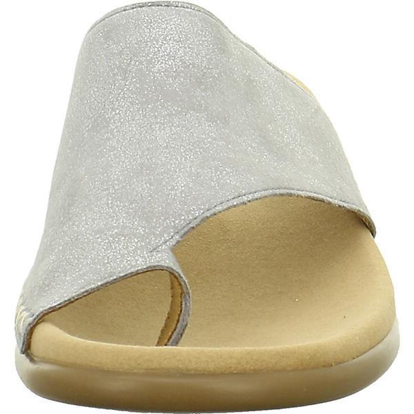 Gabor, Zehentrenner, grau  beliebte Gute Qualität beliebte  Schuhe 1ca00f