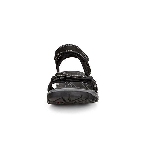 ecco, Outdoorsandalen, schwarz Qualität  Gute Qualität schwarz beliebte Schuhe c66695