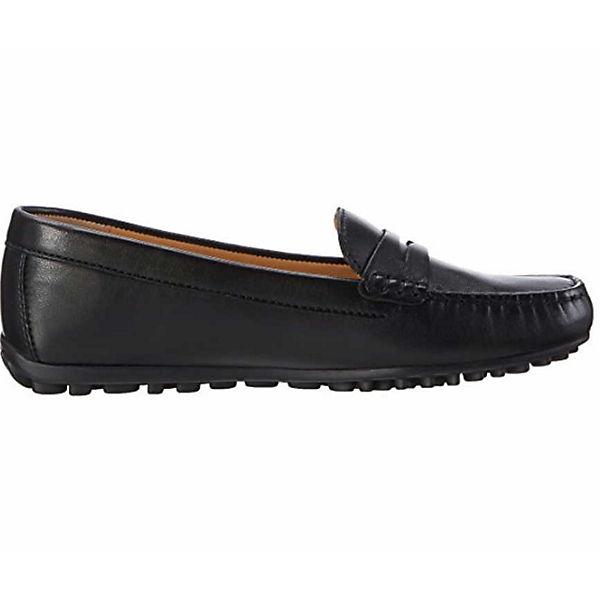 ecco Klassische Slipper schwarz  Gute Qualität beliebte Schuhe