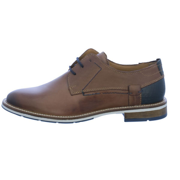FRETZ men, Schnürschuhe, braun  Gute Qualität beliebte Schuhe