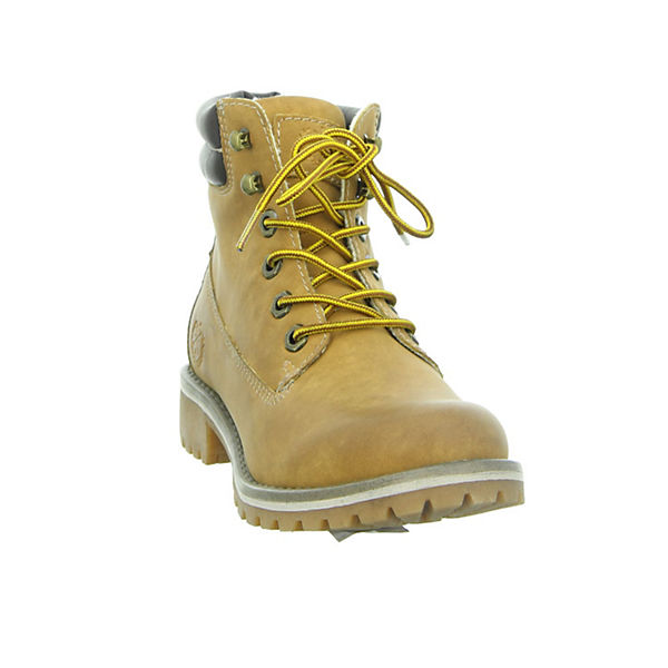 Jane Klain, Schnürstiefeletten, beige  Schuhe Gute Qualität beliebte Schuhe  ea4590