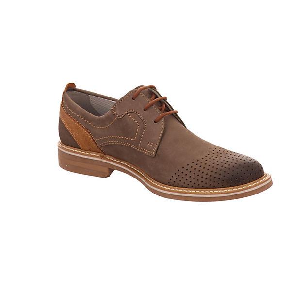 FRETZ men, Schnürschuhe, braun  Gute Qualität beliebte Schuhe Schuhe Schuhe aaad60