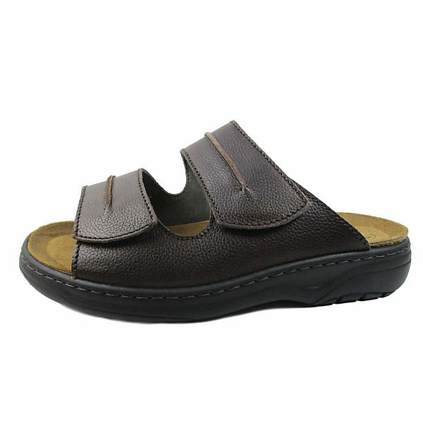 Solidus, Pantoletten, braun  beliebte Gute Qualität beliebte  Schuhe b31a65