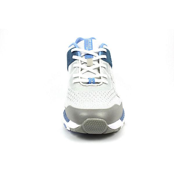 Camp beliebte David Sportliche Halbschuhe weiß  Gute Qualität beliebte Camp Schuhe 3dbca4